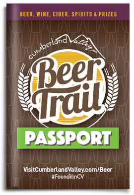 Beer Trail Cover 2019