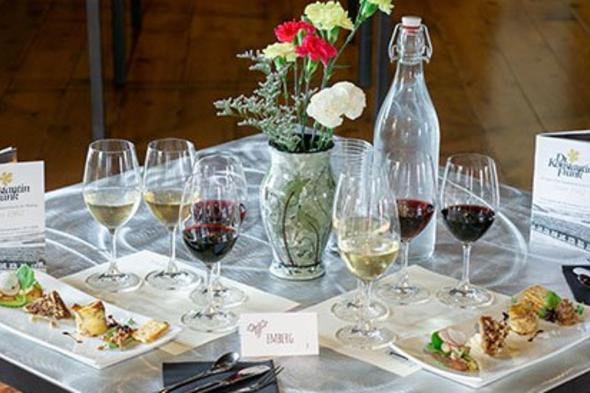 1886 Food & Wine Experience