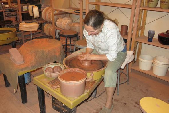 Sommerville Pottery