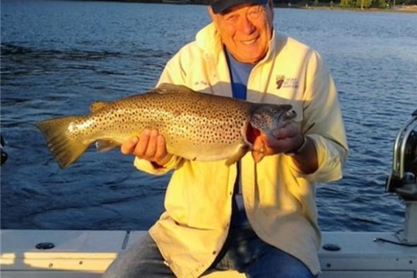 Keuka Bigfoot Charters catch
