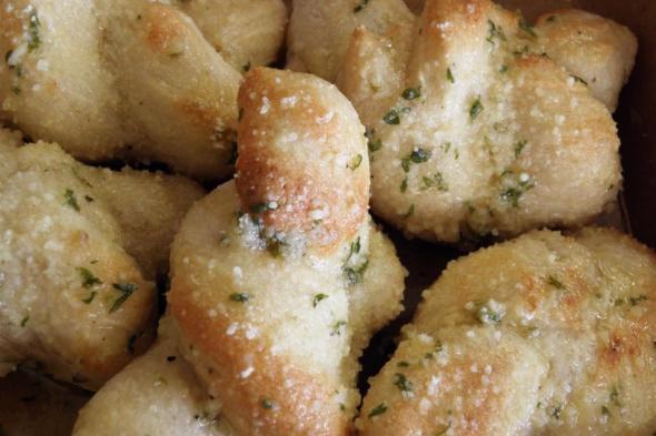 Little Italy Garlic Knots