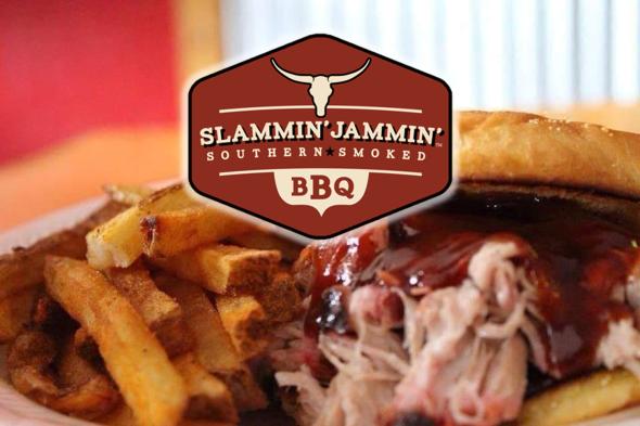 Slammin Jammin BBQ