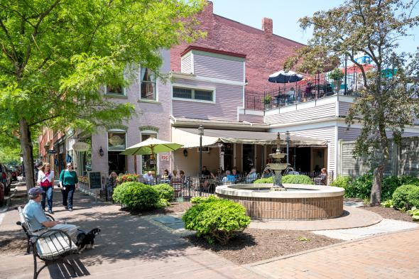 Market Street Brewing exterior