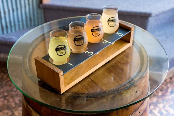 Cider Creek Flight