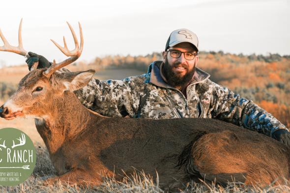 Hunting at ABC Ranch