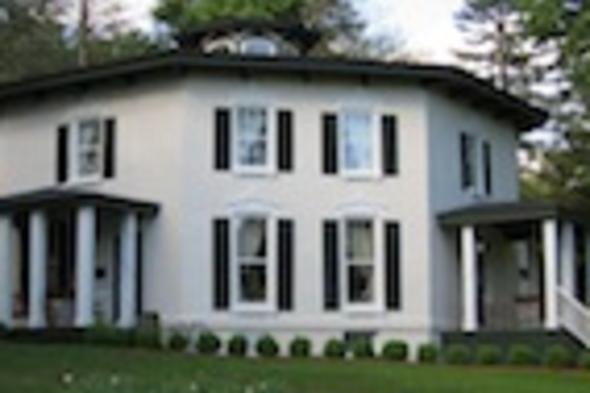 Black Sheep Inn Octagon House