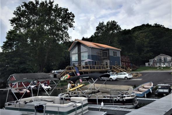Jake's Boat Livery