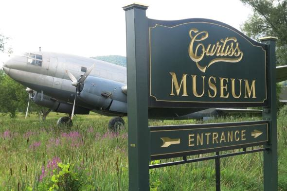 Glenn H. Curtiss Museum