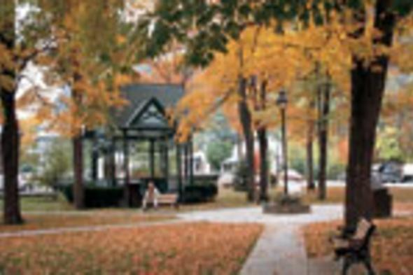 Hammondsport Village Square