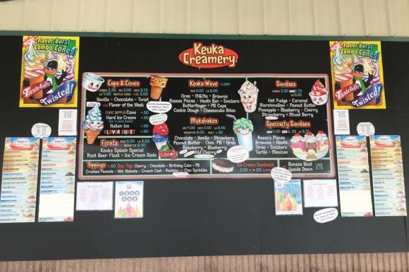 Keuka Creamery