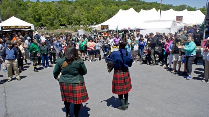 Celtic Festival at Shawnee Mountain