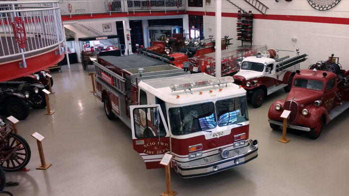 Firehouse Museum Ypsilanti