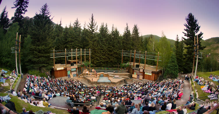 Summer Nights in Utah Valley - Outdoor Theatre
