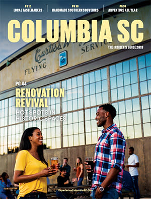 2019 Columbia SC The Insider's Guide
