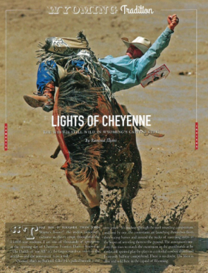 Lights of Cheyenne