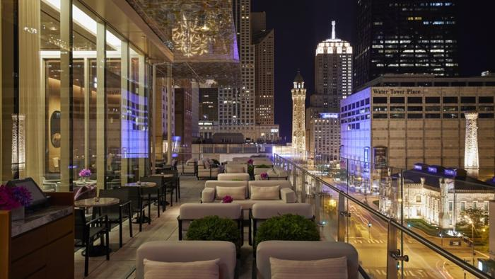 Z Bar ©The Peninsula Chicago