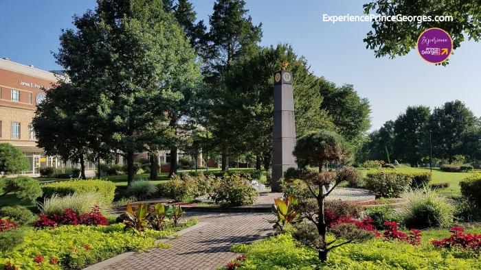 ExPGC Zoom BSU Courtyard