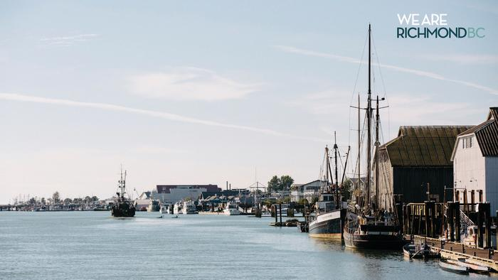 Steveston Village Background