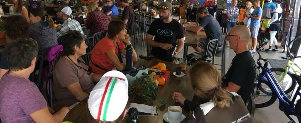 Full Cycle Tune Up Bar and Coffeeshop