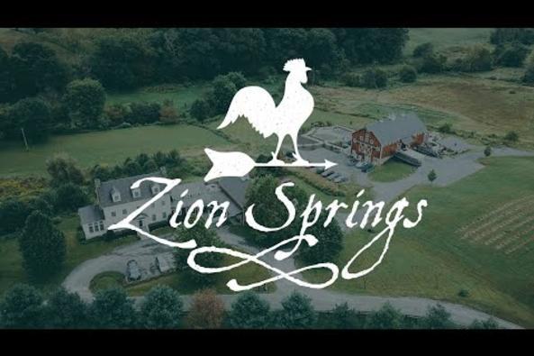 Weddings at Zion Springs