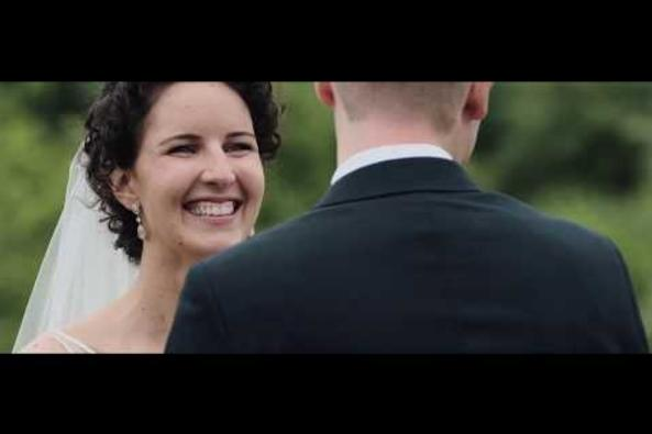 Ginny and Ben's Wedding Video at Blue Hill Farm