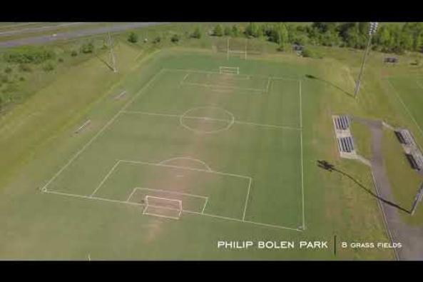 Phillip Bolen Multi Purpose Fields