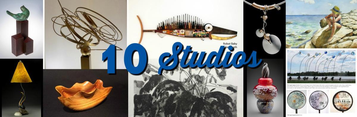 Hidden Studios: 10 Studios