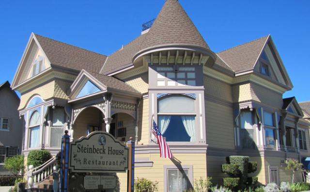 The Steinbeck House, Salinas