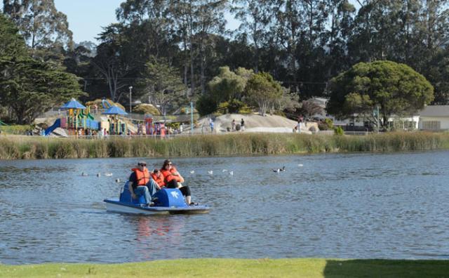 lake El Estero