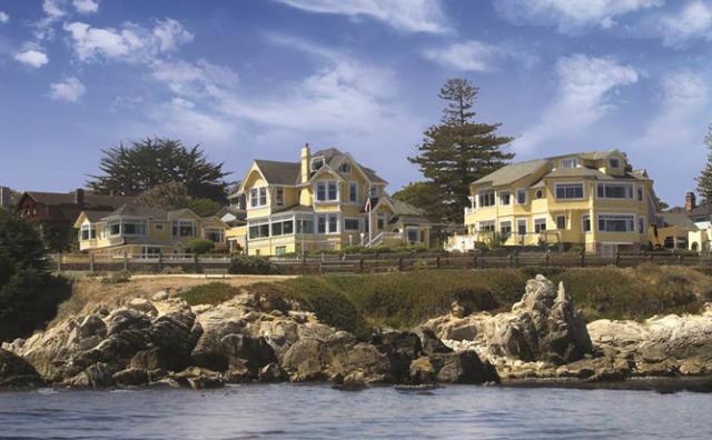 Seven Gables Inn, Pacific Grove