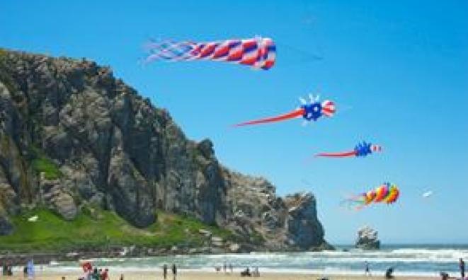 Soar Into Morro Bay Kite Festival