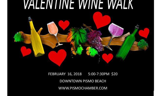 Valentine Wine Walk