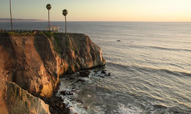 Oceanfront Sunset Wine & Yoga