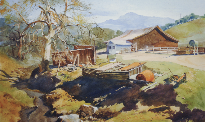 """""""The Art of Slow Looking: Selections from the Permanent Collection"""" at the San Luis Obispo Museum of Art"""