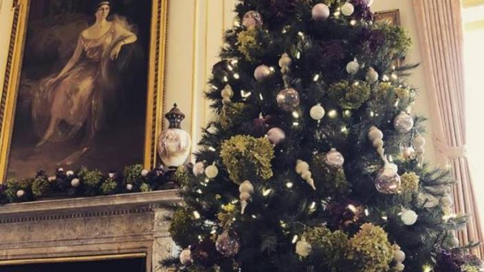 Holidays at Nemours Estate