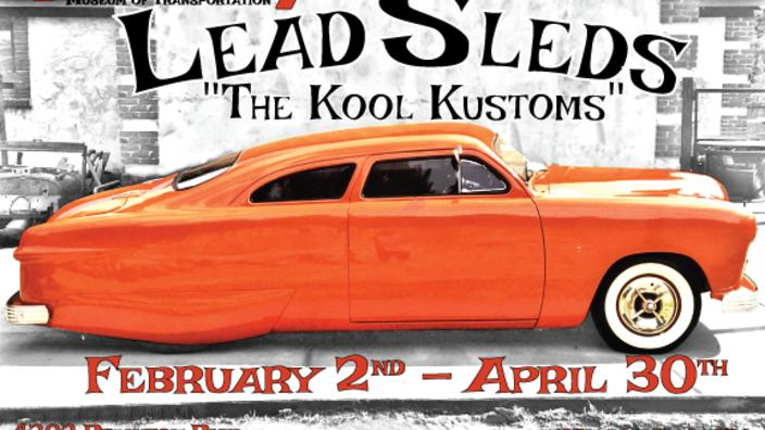 Lead Sleds The Kool Kustoms