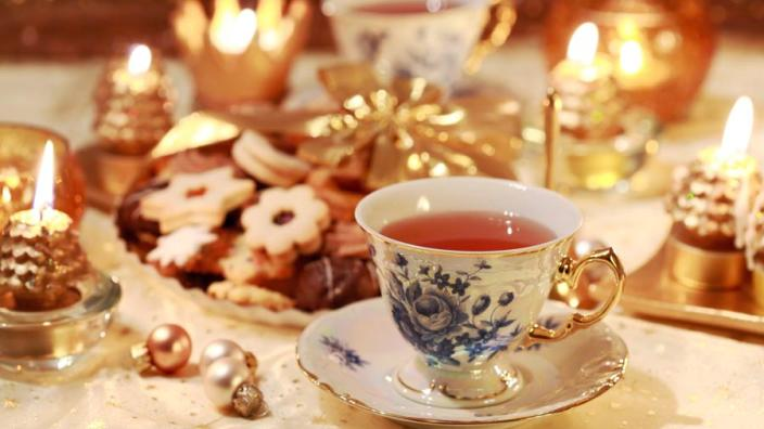 Holiday Afternoon Tea