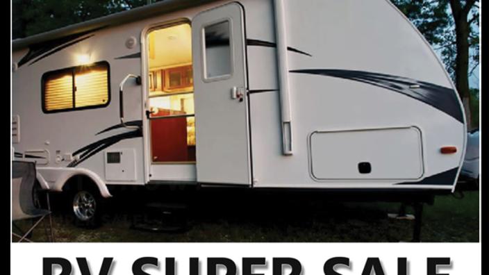 RV Super Sale