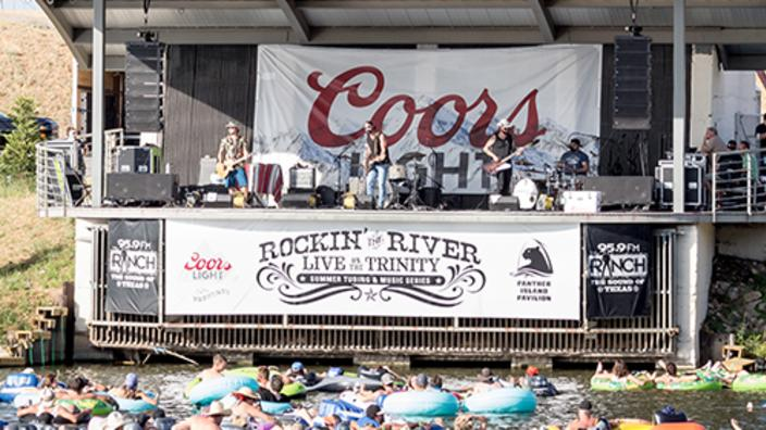 Rockin' the River Live on the Trinity