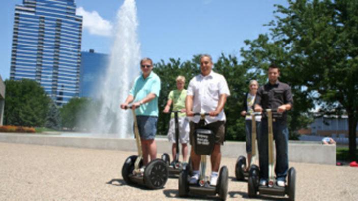 Segway Tours Of Grand Rapids