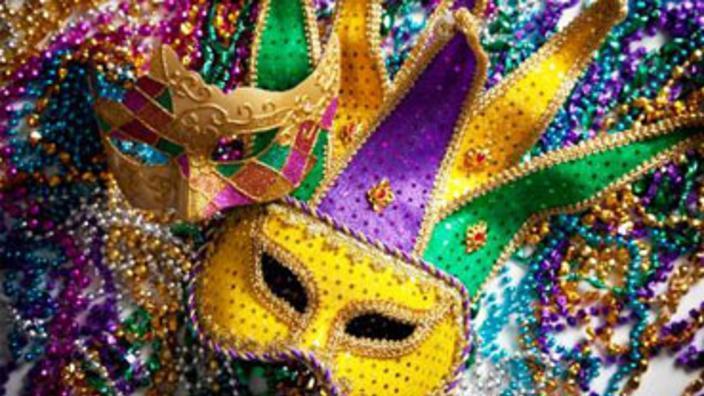 Annual Jackson County Carnival Association Mardi Gras Parade
