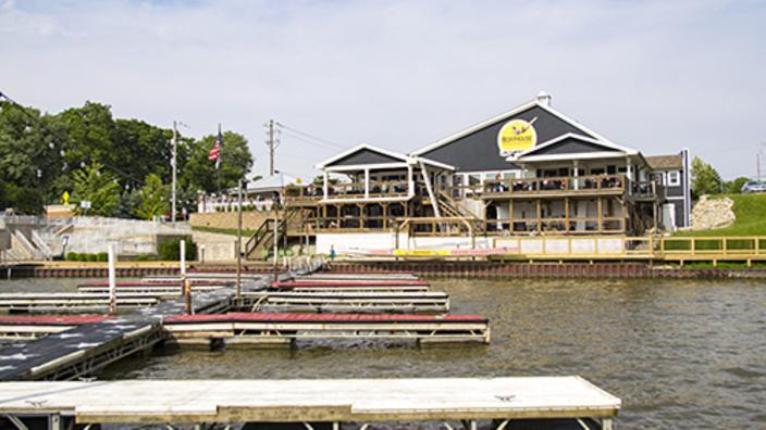 Boathouse Kitchen Swan Dive