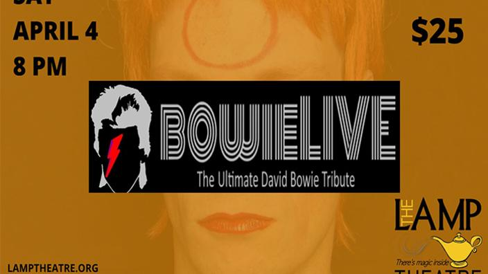 Bowie Live: The Ultimate David Bowie Tribute
