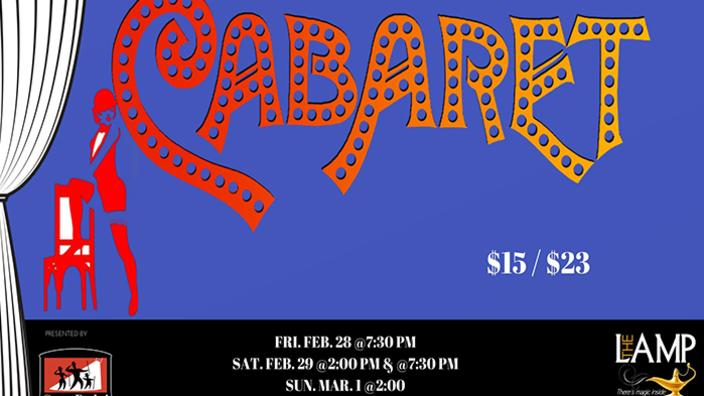 Cabaret presented by Stage Right