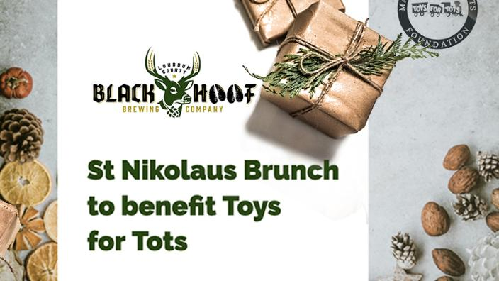 St Nikolaus Brunch to benefit Toys for Tots