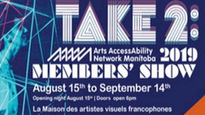 Arts AccessAbility Network Members' Show