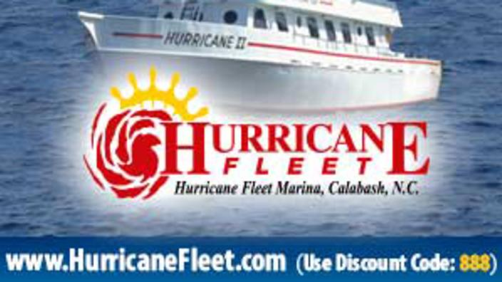 Hurricane Fleet - Receive Up To $20 Off