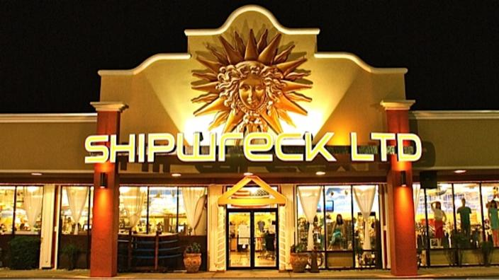 Shipwreck Ltd Panama City Beach Fl