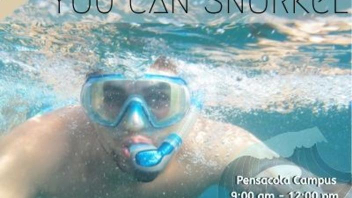 You Can Snorkel