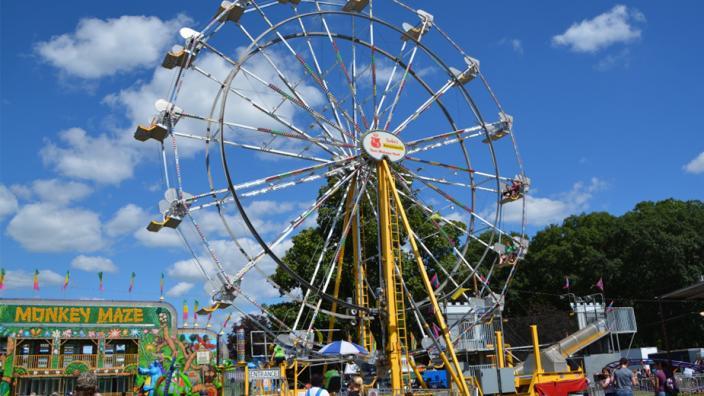 The West End Fair | Gilbert, PA 18331